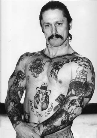 Most people associate Russian Mafia Tattoos with David Cronenberg's award