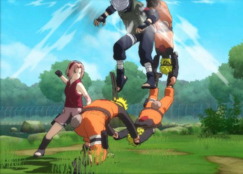 naruto shippuden fox mode. We Review: Naruto Shippuden