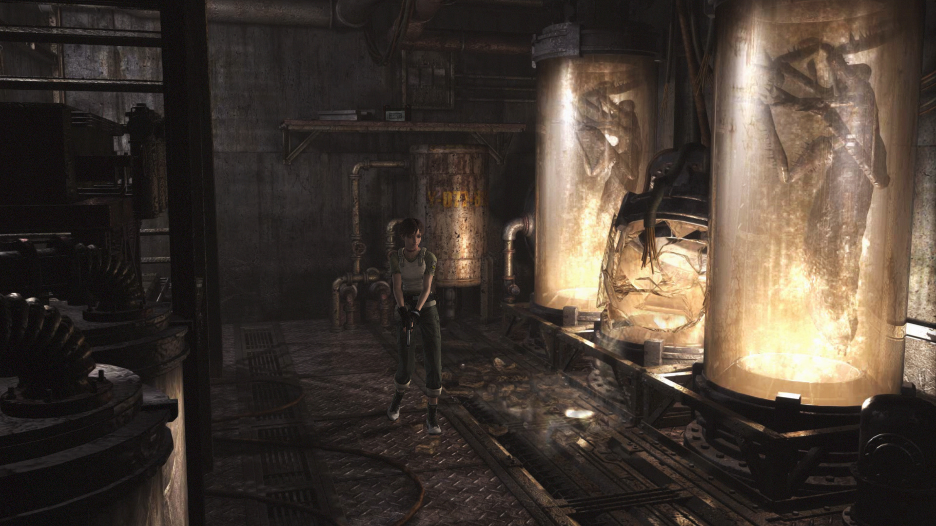 Resident Evil Screenshot