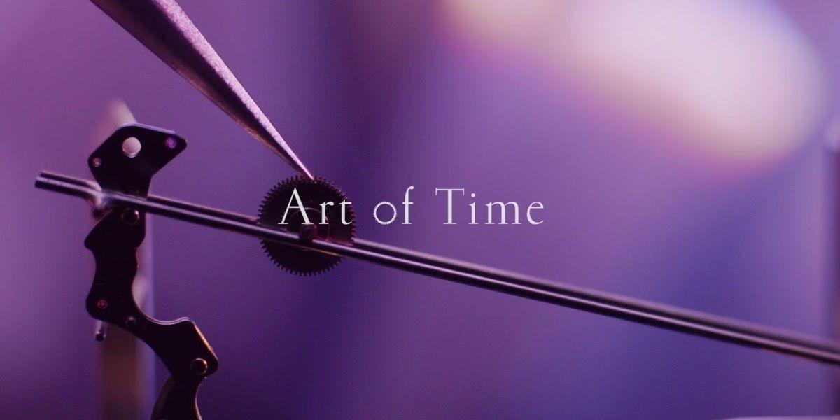 Seiko Art of Time