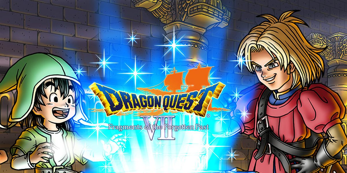 Dragon Quest VII banner