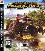 Motorstorm Pacific Rift Box Art