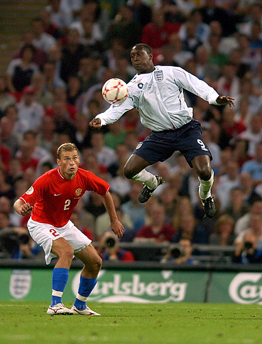 Happy Birthday Heskey