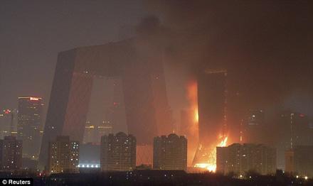 Beijing mandarin fire 1