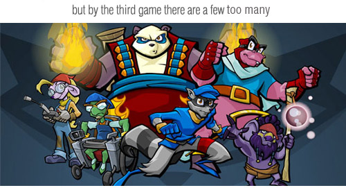 The Sly Collection - Sly Cooper and Friends