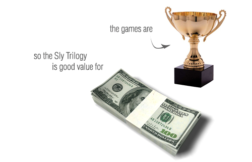 The Award Winning Sly Collection is also good value for money