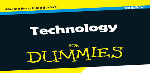 A Humorous Look at Technology