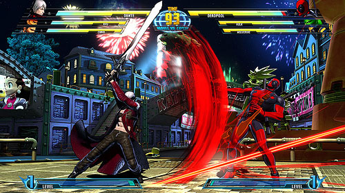 Dante vs. Deadpool