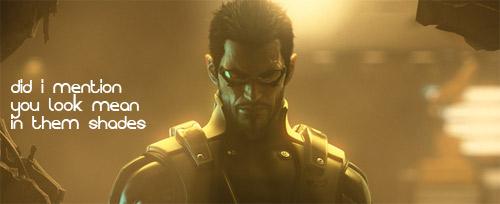 Deus Ex: Human Revolution - Shades