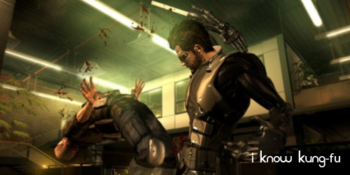 Deus Ex: Human Revolution - Kung Fu