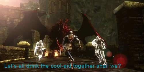 Dark Souls - Cool-Aid