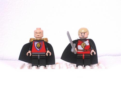 Tywin and Joffrey
