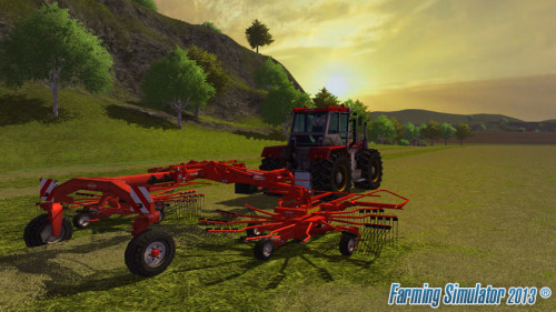 Farming Simulator 2013-2