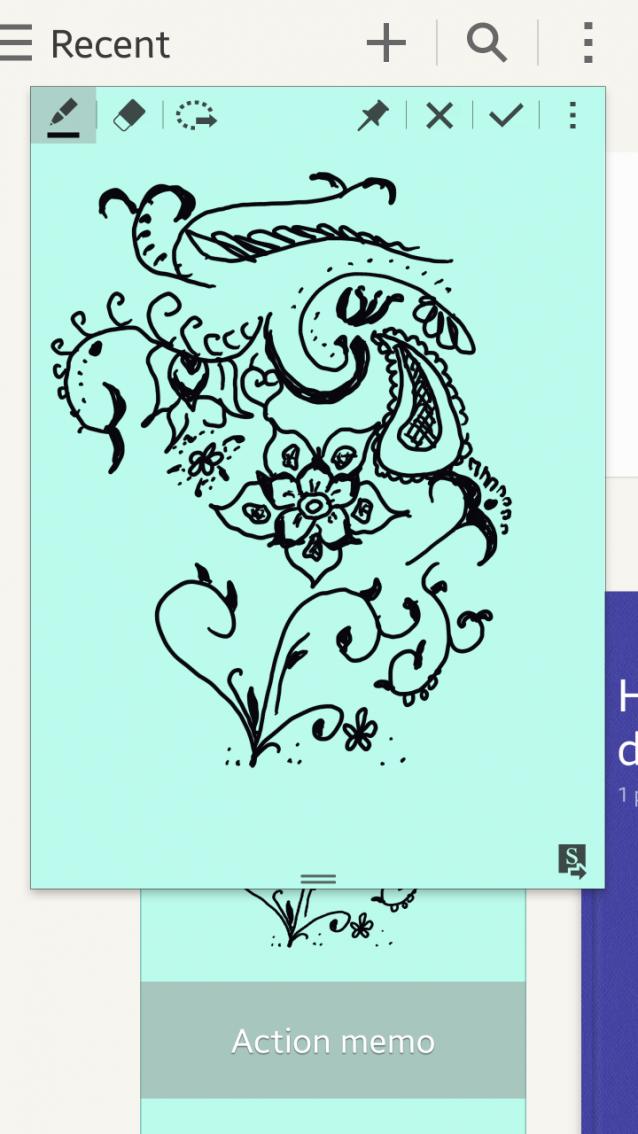 Henna Pattern Design