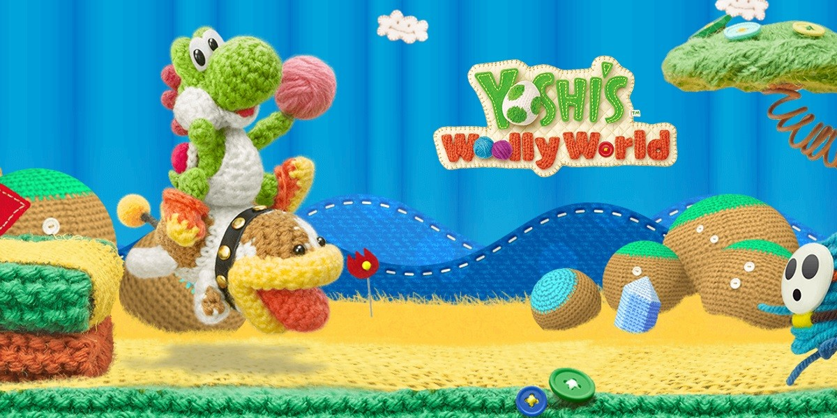 We Review Yoshi S Woolly World Onelargeprawn