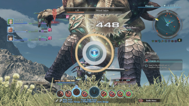 We review xenoblade chronicles x onelargeprawn xenoblade chronicles x 2 gumiabroncs Choice Image