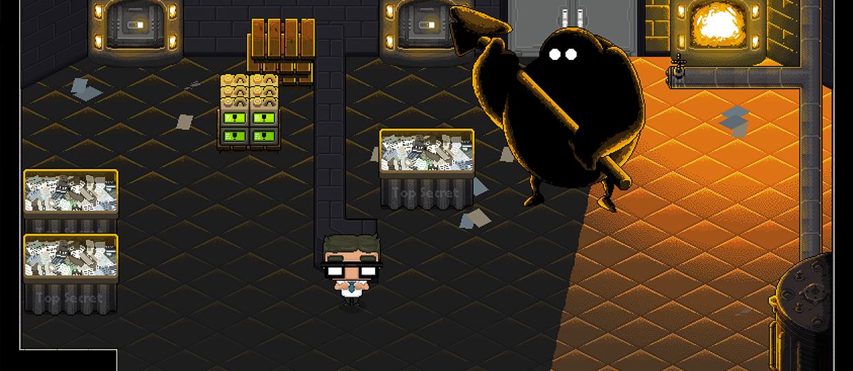 Screenshot: Level 22 basement