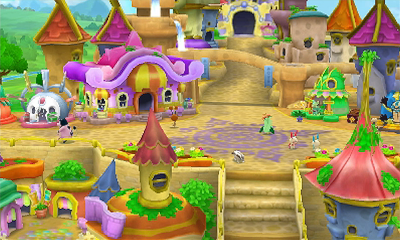 Pokemon Super Mystery Dungeon: Village