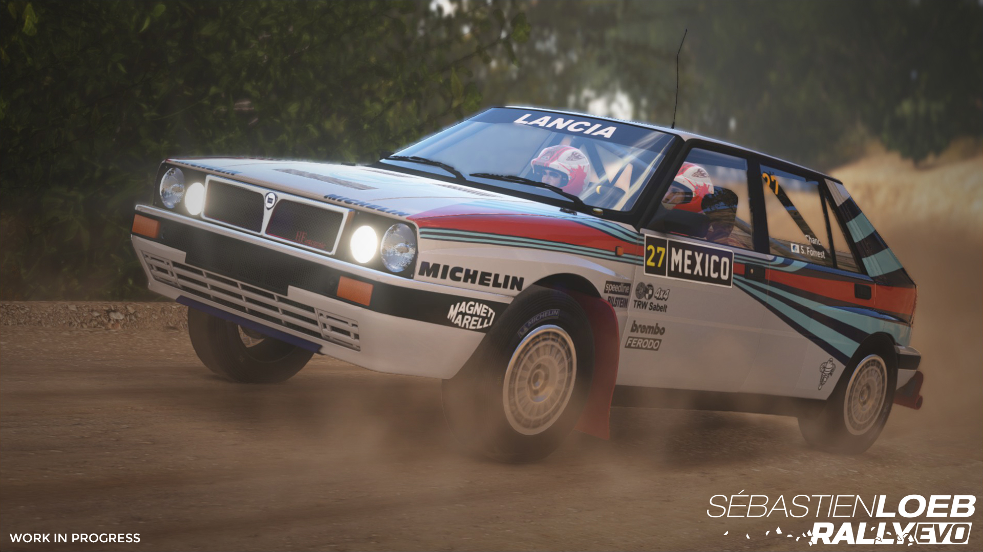 Screenshot: Sébastien Loeb Rally EVO