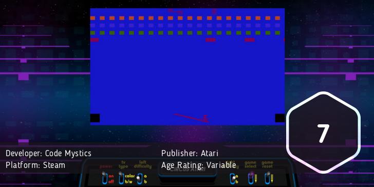 Atari_Vault_score