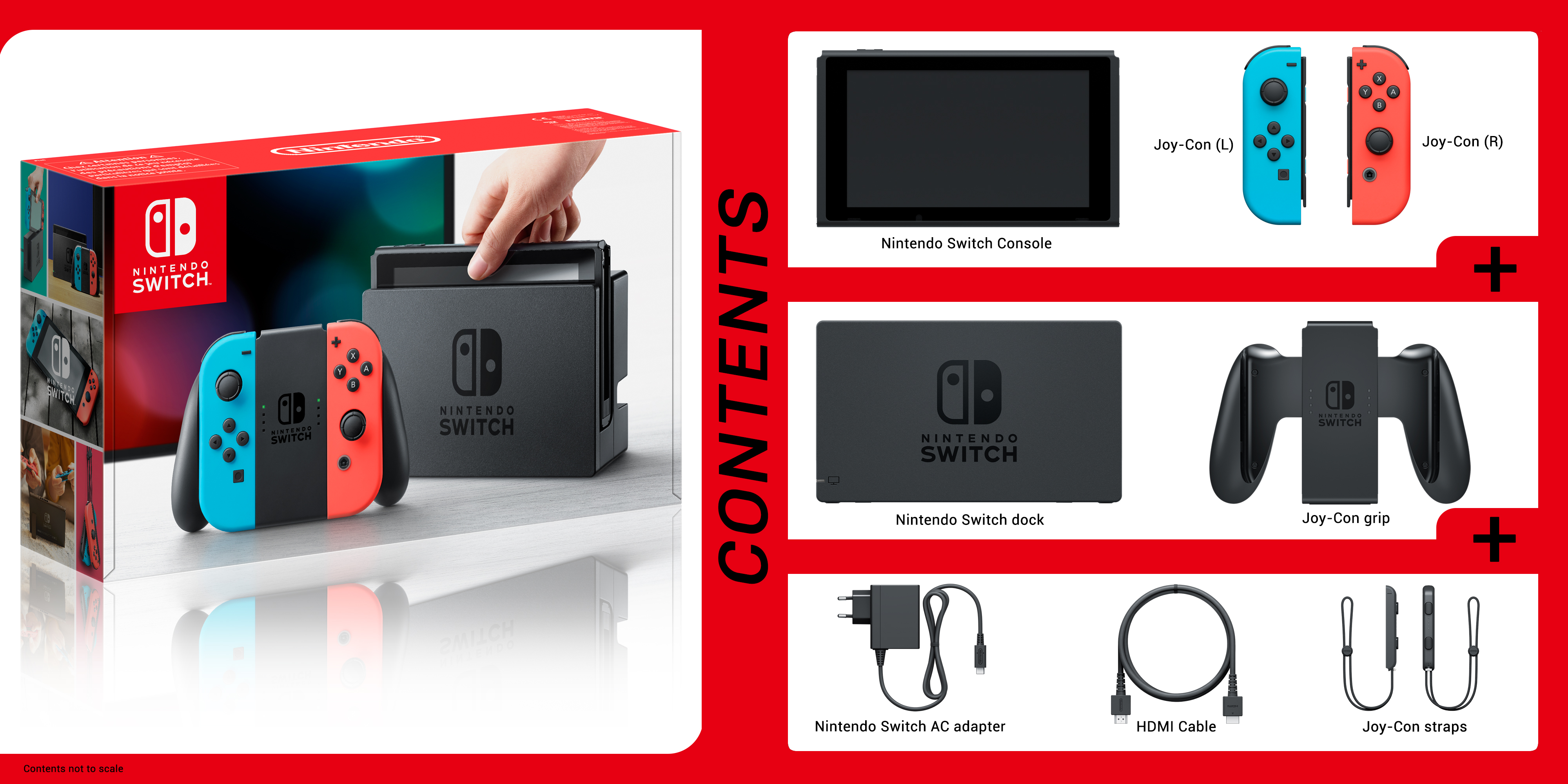 Announcing The Nintendo Switch Onelargeprawn Joy Con Strap Neon Yellow Will Be A Hyrid Home And Portable Console With Built In Screen Detachable Controllers System Comes Dock That You Can